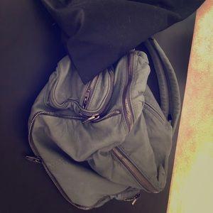 Alexander Wang single strap backpack